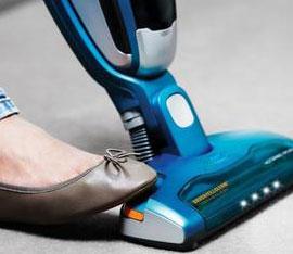 pulire qualsiasi pavimento con il vapore
