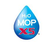 scopa a vapore H2O MOP X5